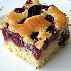 Kevert meggyes süti Recept képpel - Mindmegette.hu - Receptek
