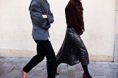 Street Style PFW Fall 2015/2016