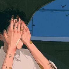 Aesthetic Drawing, Aesthetic Art, Aesthetic Pictures, Aesthetic Anime, Anime Scenery Wallpaper, Cute Anime Wallpaper, Ukulele Art, Easy Doodle Art, Iphone Wallpaper Tumblr Aesthetic