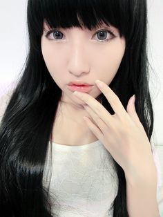 RinnieRiot: Korean Ulzzang Gradient Lips Tutorial