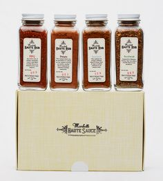 Spice Rub Variety Pack | This set of handmade spice rubs provides all the blends you co... | Seasonings & Spices