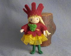 Princess Bendy Doll by Princess Nimble-Thimble