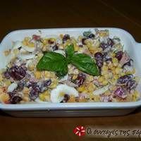 Σαλάτα φασόλια με τόνο Acai Bowl, Salads, Healthy Eating, Breakfast, Recipes, Food, Ideas, Acai Berry Bowl, Breakfast Cafe