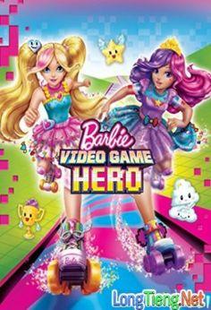 Bộ Phim : Giải Cứu Thế Giới Trò Chơi ( Barbie Video Game Hero ) 2017 - Phim Mỹ. Thuộc thể loại : Phim Hành Động , Phim Hoạt Hình , Phim phiêu lưu Quốc gia Sản Xuất ( Country production ): Phim Mỹ   Đạo Diễn (Director ): Conrad Helten, Ezekiel NortonDiễn Viên ( Actors ): Erica Lindbeck, Sienna Bohn, Shannon Chan-KentThời Lượng ( Duration ): 72 phútNăm Sản Xuất (Release year): 2017Câu chuyện đi Barbie & nhiều ai bạ