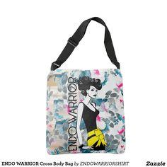 ENDO WARRIOR Cross Body Bag