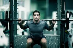 7. The Barbell Squat for 1 Rep at 2 Times Your Body Weight