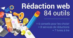 84 outils de rédaction web pour rédiger du contenu SEO Evernote, Web Seo, Page Web, Google, Digital Marketing, Lead Generation, Mental Map, Books To Read