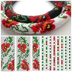 Bead Crochet Patterns, Bead Crochet Rope, Beading Patterns, Crochet Beaded Bracelets, Bead Loom Bracelets, Jewelry Patterns, Bracelet Patterns, Seed Bead Jewelry, Beaded Jewelry