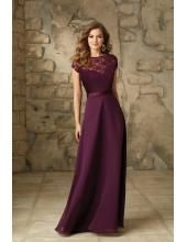 Mori Lee Trendiges Elegantes Brautjungfernkleid - Style 101