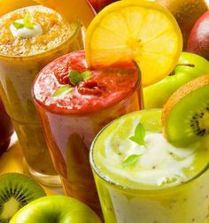 HEALTHY SMOOTHIES - It is still summer and we just love to enjoy smoothies under the sun or even on what season we may be at the moment , there will always be that moment when we like to freshen up ourselves with smoothies. Unfortunately, smoothies in the market are often high in suga...