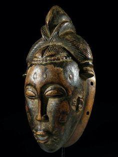 African Art-Africart-Art Africain-Arte Africana-Baoulé(Baule-Bawule)