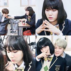|민윤지 ❤ #yoonchimkook -