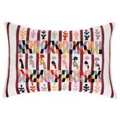 Archive New York Santiago Atitlan II Pillow