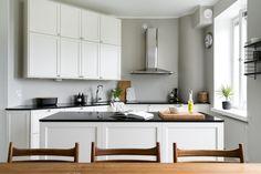 Kaunis ja klassinen keittiö - Etuovi.com Sisustus