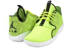 Nike Air Jordan Eclipse 724010 304 Men's Green Casual Lifestyle Athletic Shoes