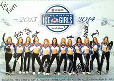 Skater's Choice Everything Ice Skating at www.SkatersChoiceColorado.com: Avalanche Ice Girls and Skater's Choice
