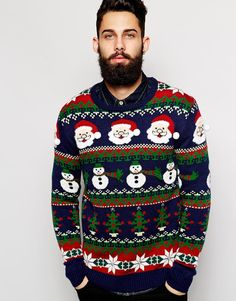 Christmas isn't Christmas without the most beloved, Ugly Christmas Sweaters! Check out the most popular and funniest Ugly Sweaters of this Christmas Season, all in one folder curated for you! Matching Christmas Sweaters, Ugly Christmas Jumpers, Holiday Sweaters, Christmas Clothes, Wattpad Short Stories, Xmas Wrapping Paper, Ugly Sweater Party, Christmas Knitting, Christmas Shopping