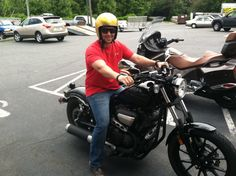 The day I got my Yamaha BOLT 6-22-13 a day to remember
