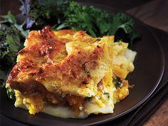 Acorn Squash and Apple lasagne. Fall comfort :) Get the recipe online! Acorn Squash, Apple, Fall, Ethnic Recipes, Lasagna, Apple Fruit, Autumn, Fall Season, Apples