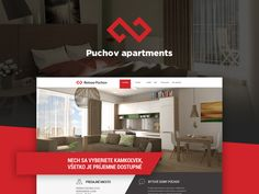 Puchov Apartments is a real estate development in Slovakia. The main goal was to design and develop interesting and functional website. Responsivity is a must. Ui Ux Design, Design Blogs, Mobile Application Development, Real Estate Development, Apartment Design, Apartments, Flats, Loafers & Slip Ons, Ballerinas