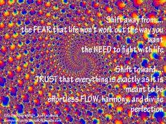 How I want to feel! Faithful and Fearless MonaRAEbeads.com #DesireMap