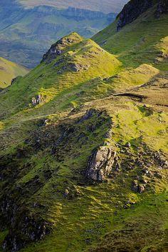 The Quiraing - Isle of Skye, Scotland