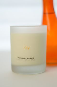 Pure Essential Oil Candles