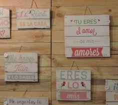 Aprende a pintar un cartel vintage paso a paso                                                                                                                                                                                 Más Vintage Frases, Diy Paso A Paso, Diy Girlande, Paper Balls, Ideias Diy, Diy Signs, Vintage Decor, Diy Art, Christmas Diy