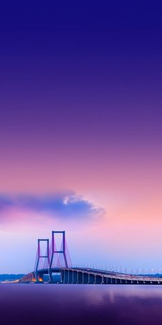 Bridge on Water Beautiful Sky iPhone Wallpaper - iPhone Wallpapers Iphone Wallpaper Sky, Samsung Galaxy Wallpaper, Full Hd Wallpaper, Sunset Wallpaper, Homescreen Wallpaper, Landscape Wallpaper, Scenery Wallpaper, Cellphone Wallpaper, Colorful Wallpaper
