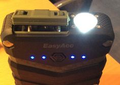 EasyAcc - 20000mAh Outdoor Power Bank