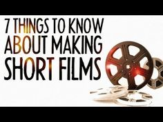 This week, Russell goes over seven important things to know about short films, from efficient exposition, to what the best length is when submitting to film festivals! If you have anything that you would add to this list, leave them in the comments below! Film Tips, Short Film Festivals, Digital Film, Digital Media, Indie, Film Studies, Making A Movie, Film Inspiration, Film School