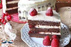 No Cook Desserts, Vanilla Cake, Tiramisu, Cooking, Ethnic Recipes, Sweet, Sweets, Pies, Food