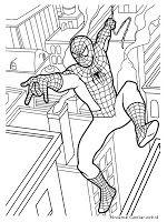 Evde Kolay örümcek Adam Boyama Resimleri örümcek Adam Boyama