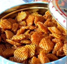 Caramel Crispix