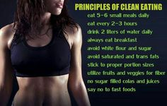 We at balance nutrition follow this mantra :)