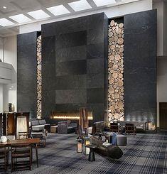 Hyatt Regency Minneapolis :: Stonehill & Taylor Hotel.