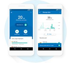 Datally for Android Nice interface