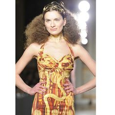 Stroili Oro on London Fashion Week catwalks with Skin Jewels collection