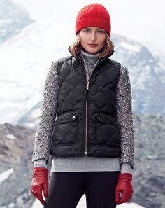 Latest Shoot Takes J.Crew From the UK to Zermatt, Switzerland - Lookbooks - Racked National