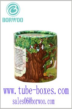 Large diameter cardboard tube round boxes with lids. The printed content on the package can be used to distinguish products and attract customers to buy products. Packaging Manufacturers, How To Attract Customers, Cardboard Tubes, Box With Lid, Kraft Paper, Box Packaging, Boxes, Content, Printed