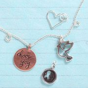 Take a look at the FIVE event on #zulily today! LOVE these charms!!!