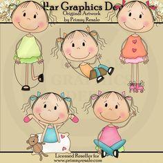 Art Drawings For Kids, Doodle Drawings, Drawing For Kids, Cartoon Drawings, Cute Drawings, Art For Kids, Stick Figure Drawing, Stick Figures, Cute Illustration