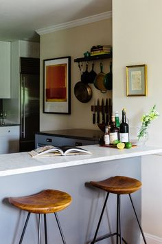 A+Sophisticated+Boston+Home+With+Abstract+Inspiration  - HouseBeautiful.com