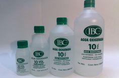 Trucos caseros con agua oxigenada