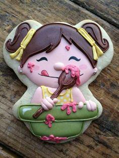 Sweet licks by Cowgirl Cookies