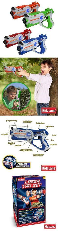 Laser Tag 168245: Laser Tag Game Mega Pack Laser Gun Indoor Outdoor Group Activity Set Of 4 -> BUY IT NOW ONLY: $160.95 on eBay!