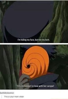 There have been many times throughout the evolution of this character (tobi-madara-obito) that I've looked back on this scene, and I just die every time!!