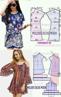 Blouse Patterns Clothing Patterns Coat Patterns Free Sewing Sewing Patterns Free Plus Size Sewing Stitching Dresses Japanese Sewing Fabric Purses Sewing Patterns For Kids, Coat Patterns, Dress Sewing Patterns, Blouse Patterns, Clothing Patterns, Make Your Own Clothes, Diy Clothes, Costura Fashion, Sewing Blouses