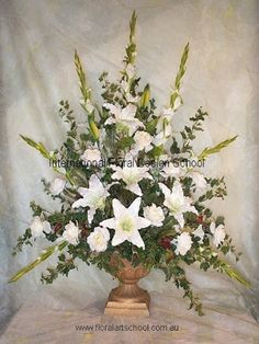 Pulpit Floral Arrangements | Large Floral Arrangements For Church http://picasaweb.google.com/lh ...