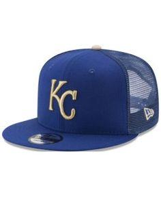 quality design eafee 2225a New Era Kansas City Royals On Field Mesh 9FIFTY Snapback Cap   Reviews -  Sports Fan Shop By Lids - Men - Macy s